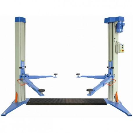 Ponte sollevatore elettromeccanico a 2 colonne OMCN 199/DELTA