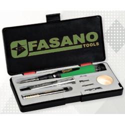 Saldatore Portatile a gas Fasano Tools