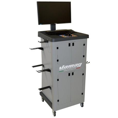 Consolle per PC Stazione Vamag T100/G