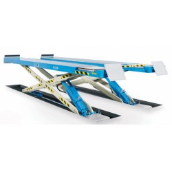 Ponte sollevatore forbice con provagiochi OMCN 840/I