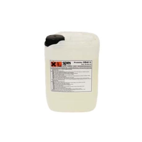Tanica 5 Litri per vasche ad ultrasuoni SPIN