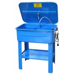 Vasca lavaggio da 75lt SPIN